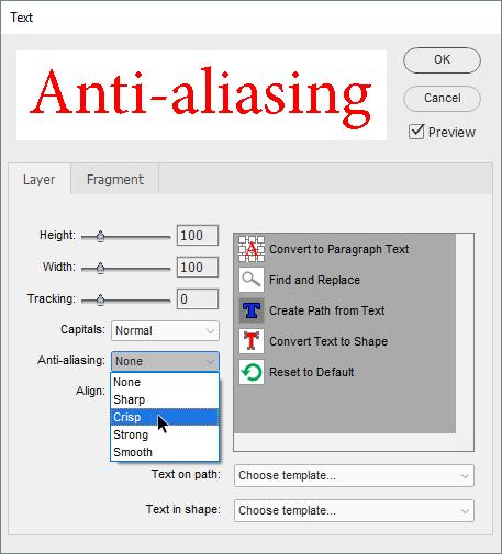 Anti-aliasing - simplephotoshop.com